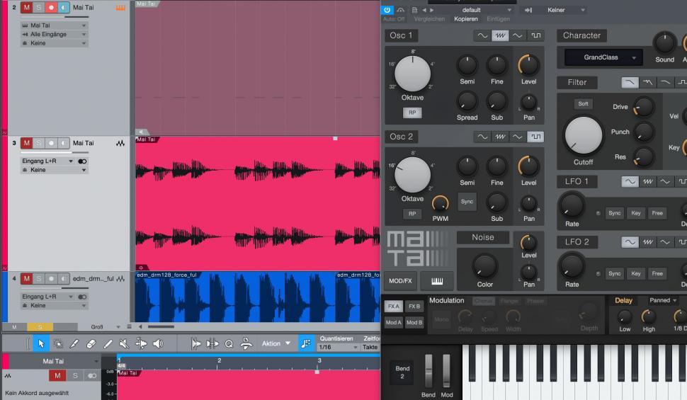 Schritt 5: MIDI-Clips