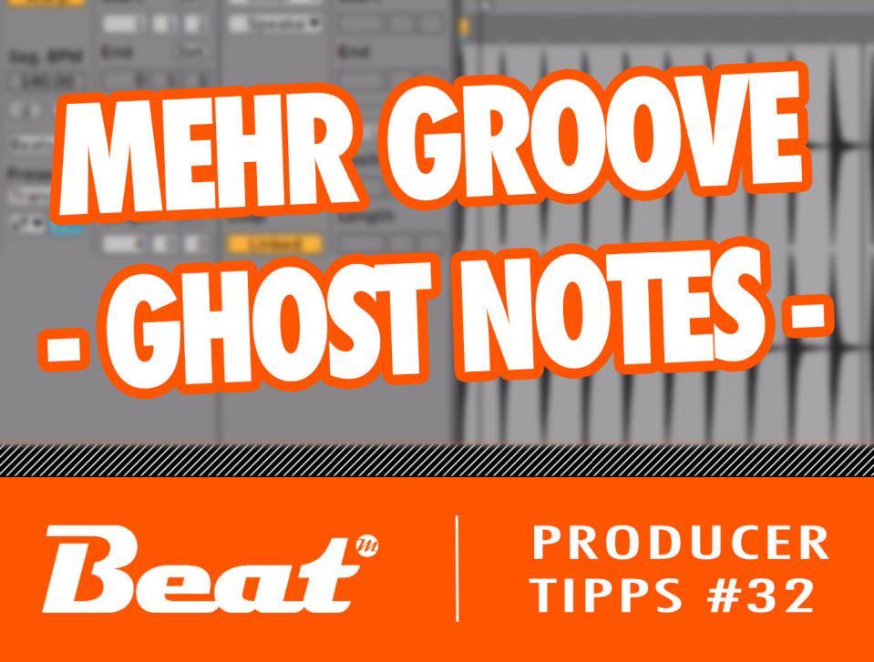 Producer Tipps #32