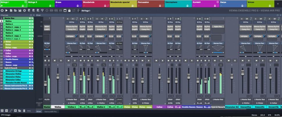 Vienna Ensemble Pro 6 präsentiert sich im modernen Look und läuft wesentlich schneller, als sein Vorgänger.