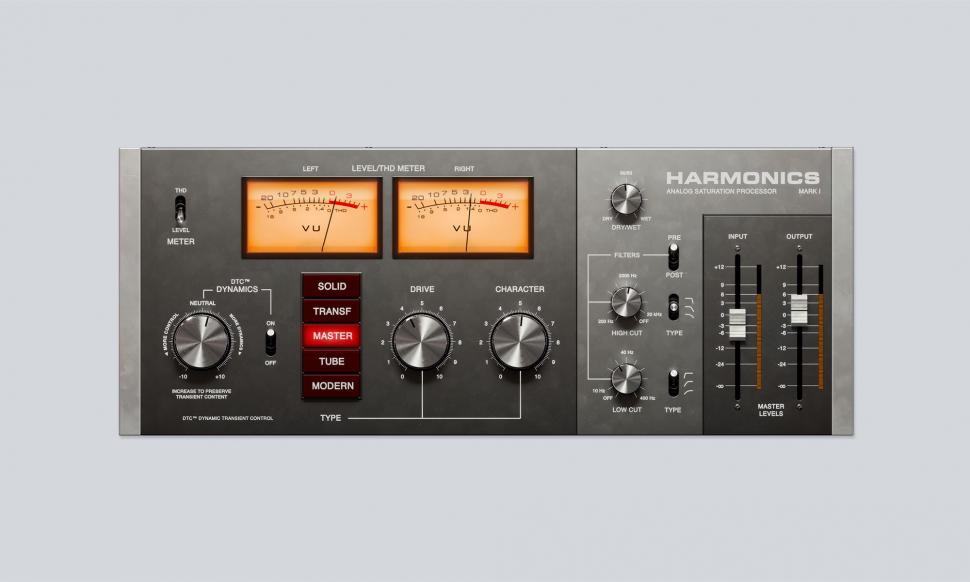 Softube Harmonics Analog Saturation Processor im Kurztest