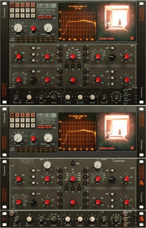 Acustica Audio Taupe im Kurztest: 21 Bandmaschinen in einem Plug-in