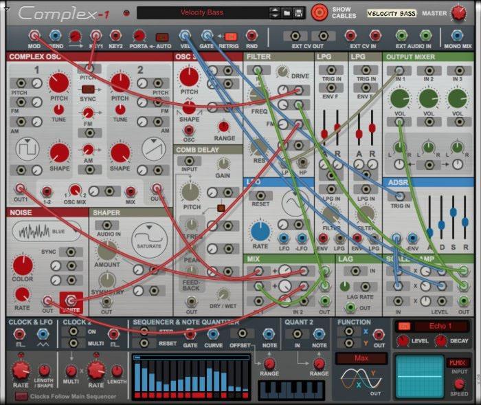 Modularsystem für Reason: Propellerhead Complex-1 ist da!