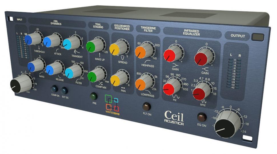 Kostenlos: Acustica Audio verschenkt Ceil, ein Equalizer und Kompressor