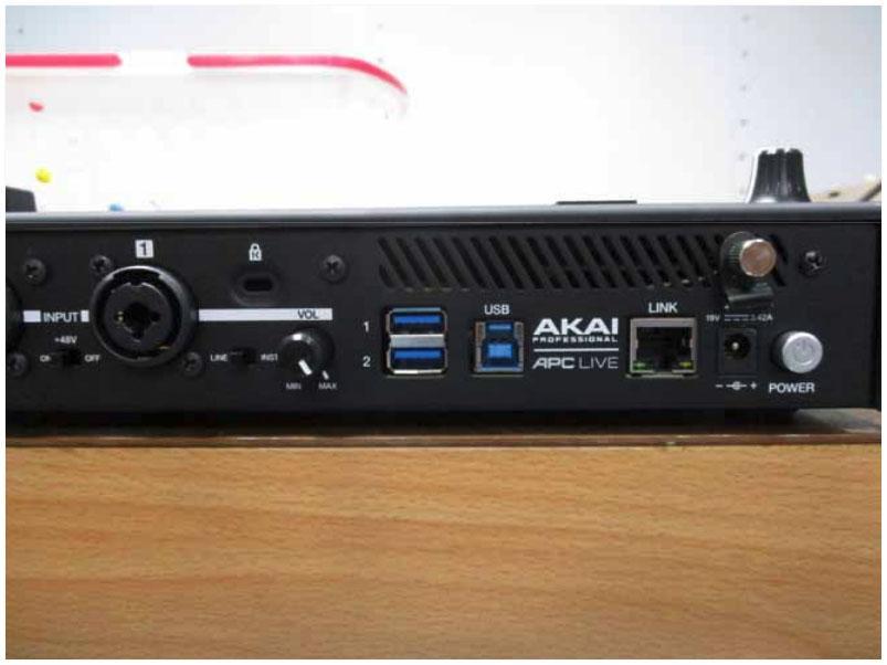 Leak: Akai APC Live gesichtet