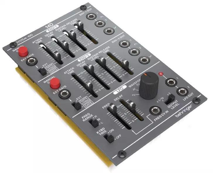 Behringer System-100 Modul 140