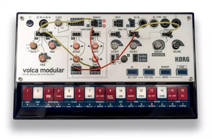 Korg Volca Modular: Mini-Modularsystem wird kommen