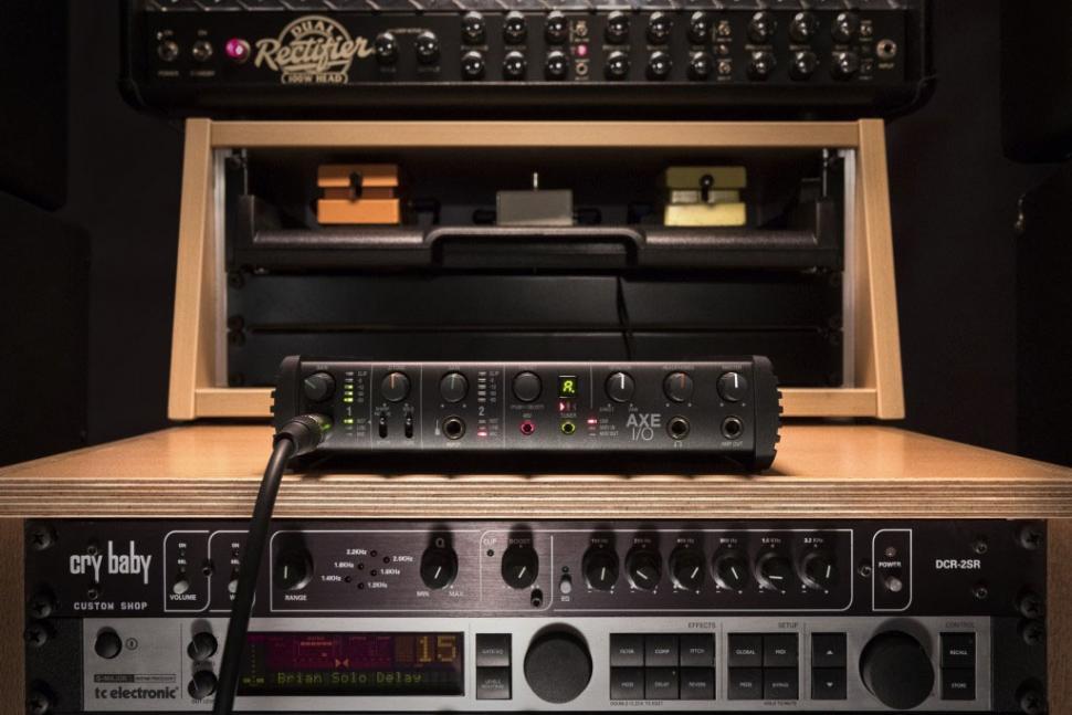 IK Multimedia AXE I/O: das ideale Audio-Interface für Gitarristen?