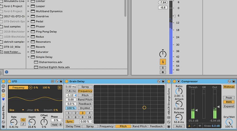 Power Producer: Ableton Live - Atmosphärische Texturen