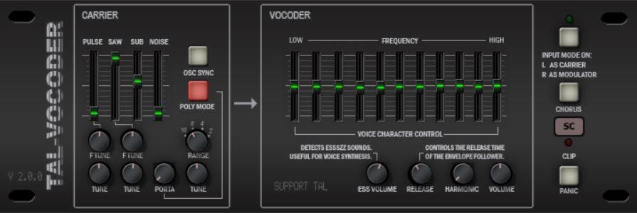 TAL-Vocoder 2.0
