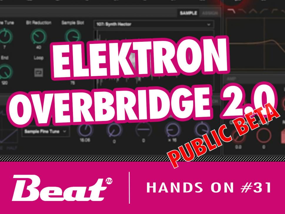 Video-Tutorial: Elektron Overbridge 2.0 (Public Beta) Workflow