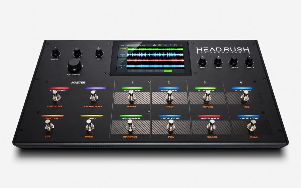 HeadrushLooperboard