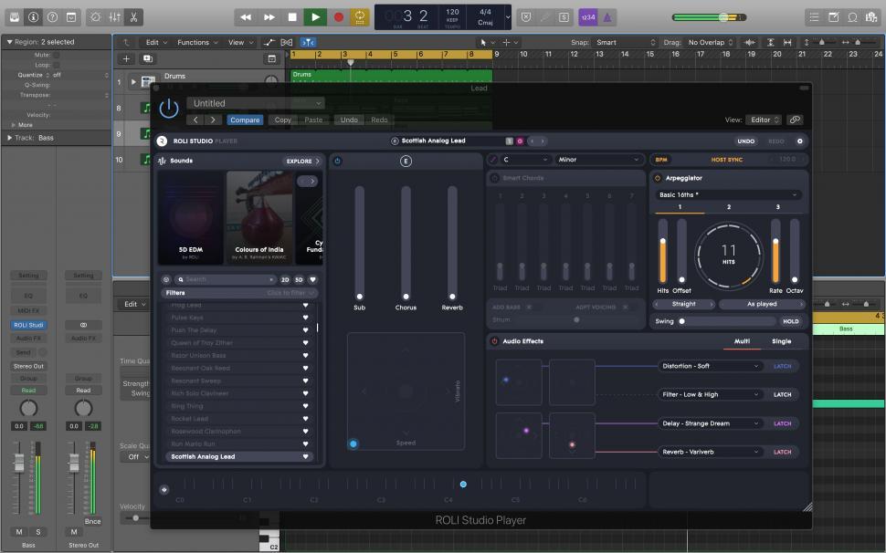 Roli Studio Player