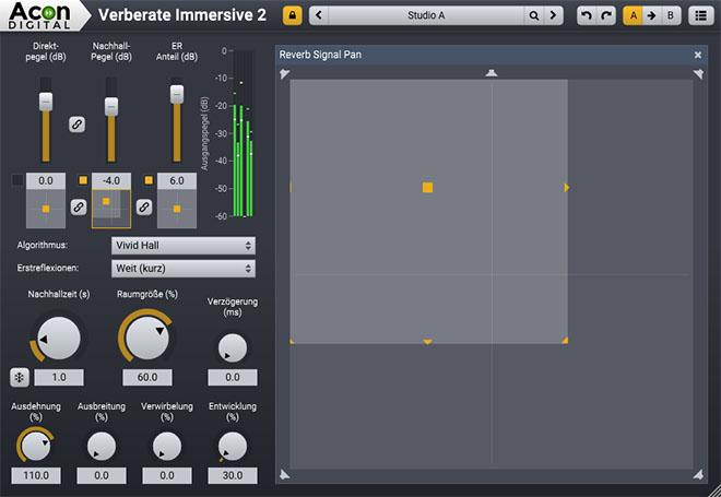 Acon Digital Verberate Immersive 2