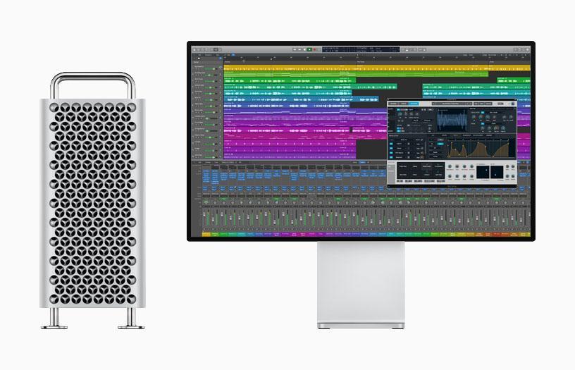Apple Logic 10.4.5 - Profi-DAW wird schneller und mächtiger