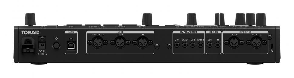 Egal ob Modularsystem, ein VST am Rechner oder der MIDI-Synth – für jedes Gerät gibt es den passenden Anschluss.
