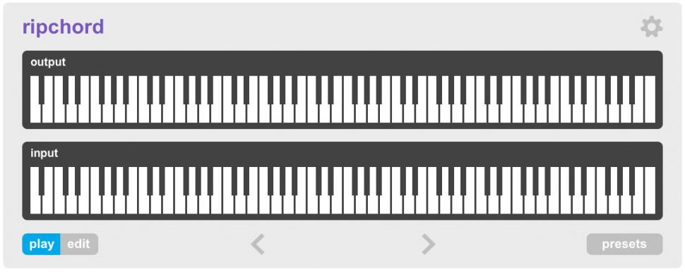 Trackbout Ripchord: Kostenloses MIDI-Tool für Akkordfolgen