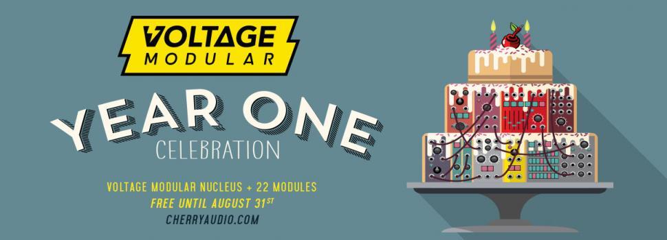 Voltage Modular Nucleus: kostenlos für eine begrenzte Zeit