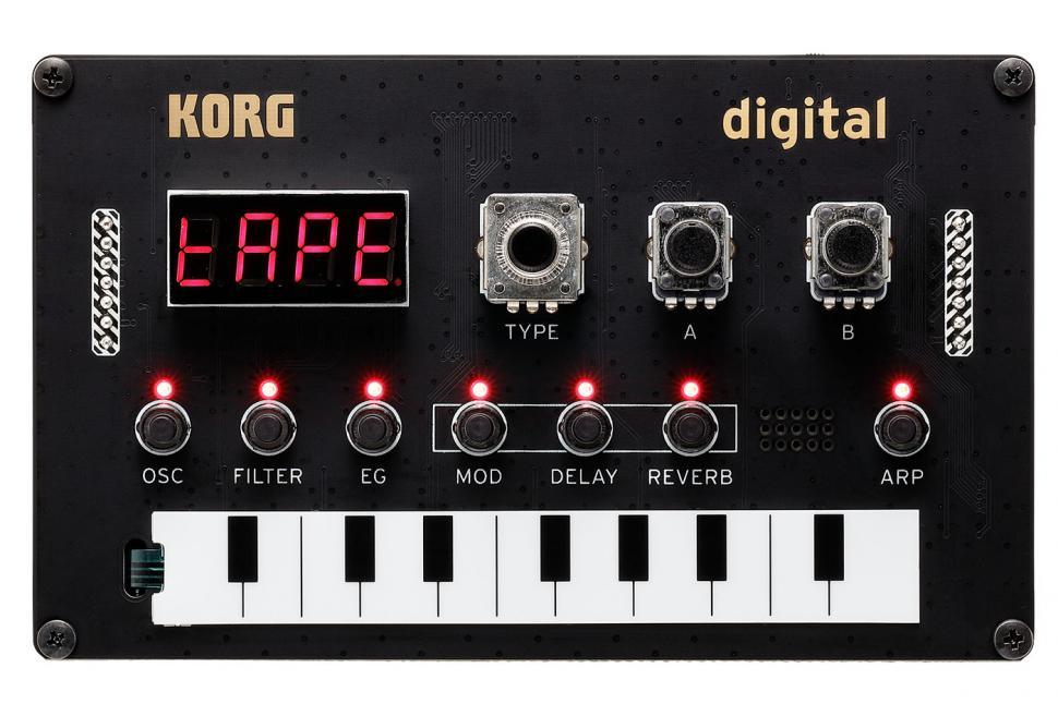 Bauen, tweaken, anschließen: DIY-Synthesizer von KORG kommt!
