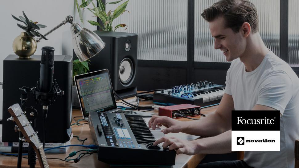Focusrite-Tour mit Dankmar Klein: Kreative Musikproduktion im Homestudio