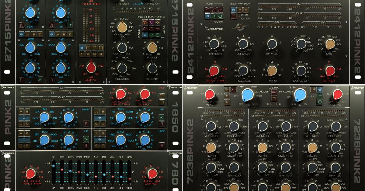 Djing Software Free >> Acustica Audio Pink2 im Test: API-Emulation in ausgezeichneter Qualität   Beat