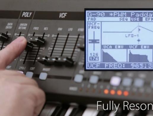 Behringer bringt den Synthesizer DeepMind 12