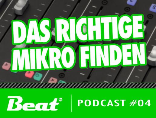 Video-Tutorial mit Rodecaster Pro #04: das richtige Mikrofon
