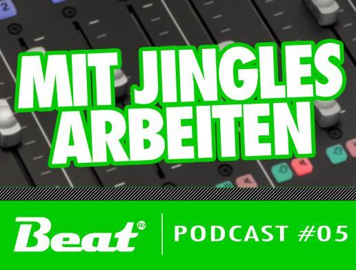 Video-Tutorial mit Rodecaster Pro: Jingles für den Podcast nutzen