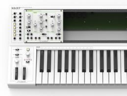 Waldorf: Modular-Rack-Keyboard und drei neue Module
