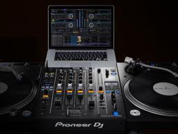 Pioneer rekordbox dvs: Mixen mit Timecode-Vinyl möglich