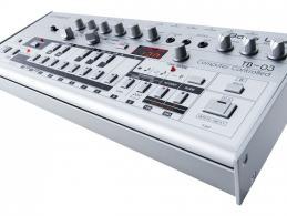 Roland Boutique-Serie: TR-09 Rythm Composer, TB-03 Bass Line und VP-03 Vocoder