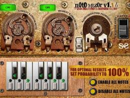 SyS Audio Research n0t0miz0r