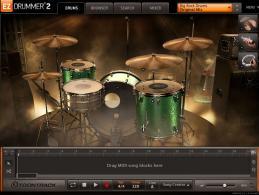 Toontrack Big Rock Drums EZX eröffnet den Metal-Month