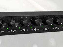 Steven Slate VRS-8 Interface und ML-2 Mikrofon