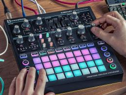 Interview on Novation's Circuit Mono Station