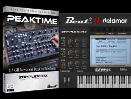"Zampler Soundpack ""Peaktime"" verfügbar"
