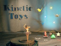 Gegen den Strom: Native Instruments Kinetic Toys