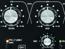 Video: Rotary DJ Mixer Omnitronic TRM-202 MK3 im Check