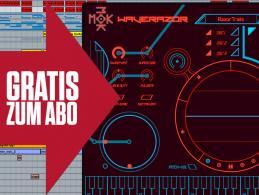 Gratis zum Beat-Abo: WAVERAZOR von Media Overkill