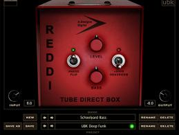 Kush Audio emuliert REDDI Röhren-DI
