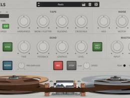 AudioThing Reels: virtuelle Bandmaschine für die DAW