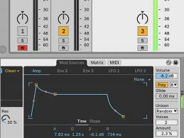 Ableton Live Tutorial: Synth-Sounds fetter machen
