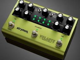 Strymon Volante Magnetic Echo Machine zum Vorbestellen