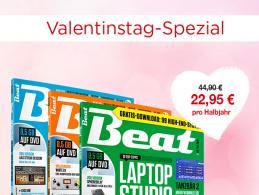 49% sparen:Valentinstagbei der BEAT