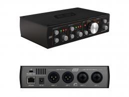 ESI Planet 22x: Audio-Interface mit Dante-Netzwerk angekündigt