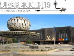 SUPERBOOTH19 – Das Konzertprogramm nimmt Form an