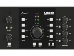 Audient NERO: Monitor-Controller im Desktop-Format