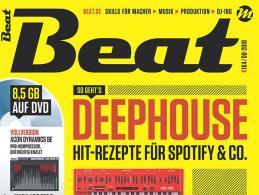 Die neue Beat 08|19 ist da: Deep House – Hit-Rezepte für Spotify & Co