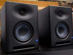 Presonus legt Studiomonitore neu auf: Eris E5 XT & E8 XT