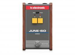 TC Electronic June60 im Kurztest: analoger Chorus vom Roland Juno60 inspiriert