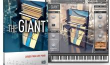 The Giant - das Klavins-Piano 370i für den Kontakt